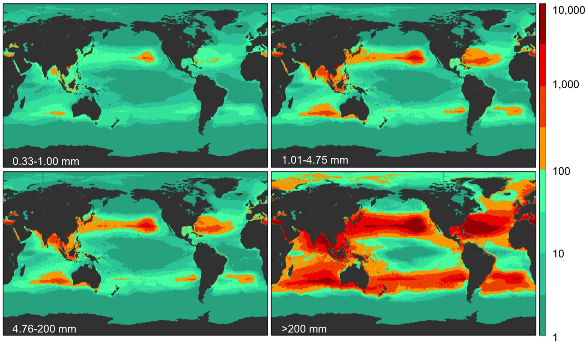 plastic pollution study
