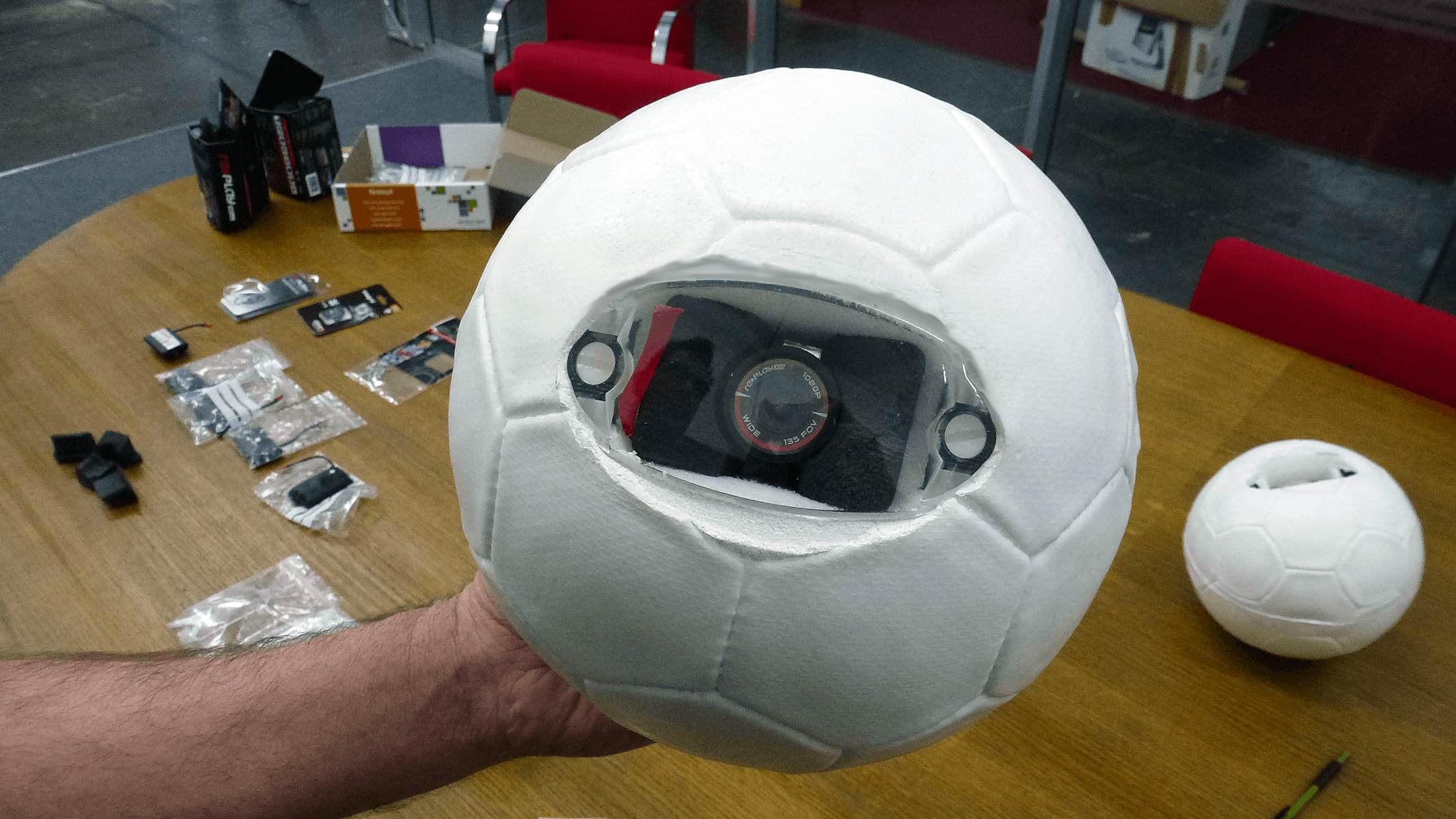 Techball Prototype