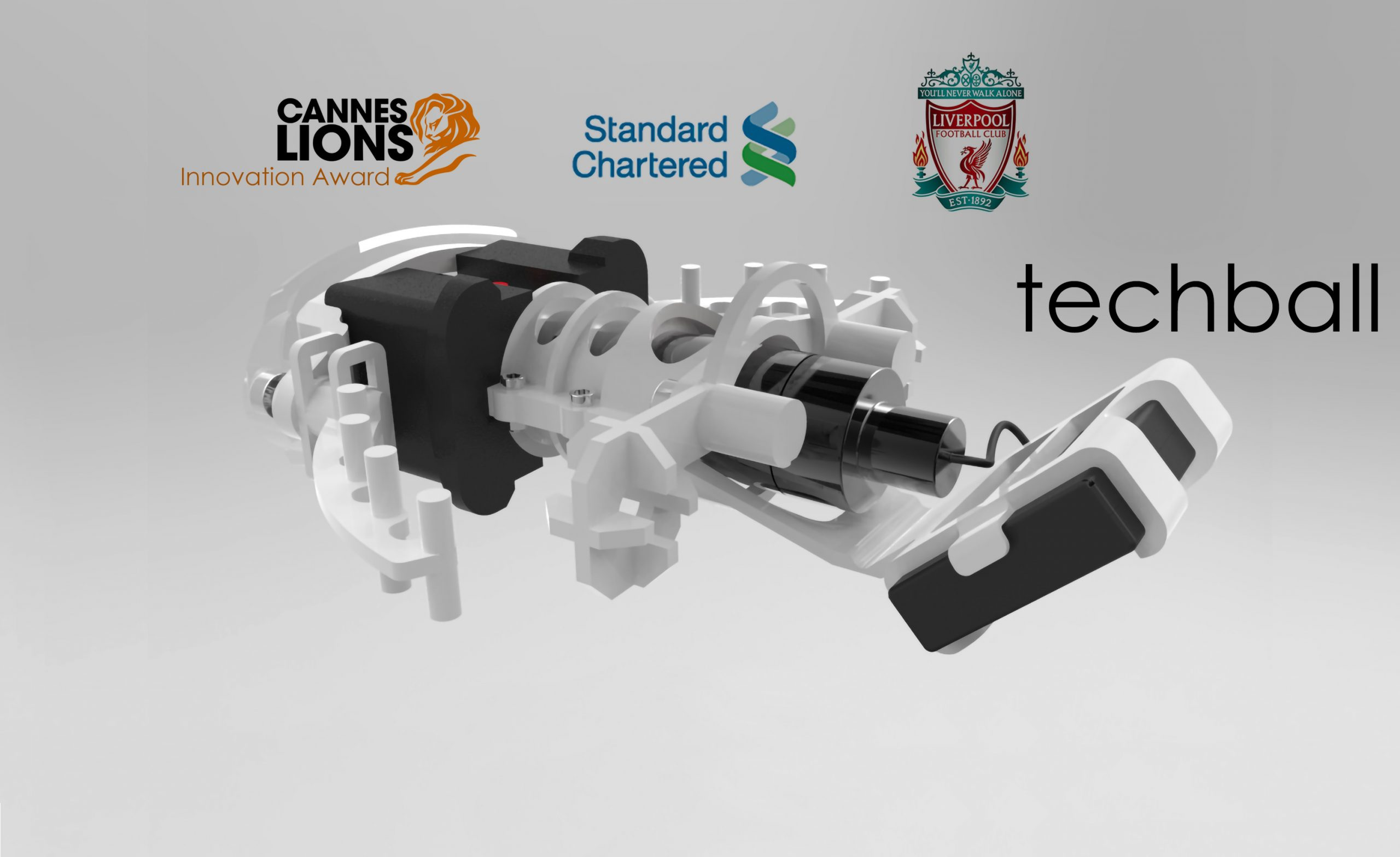 Techball for Liverpool FC