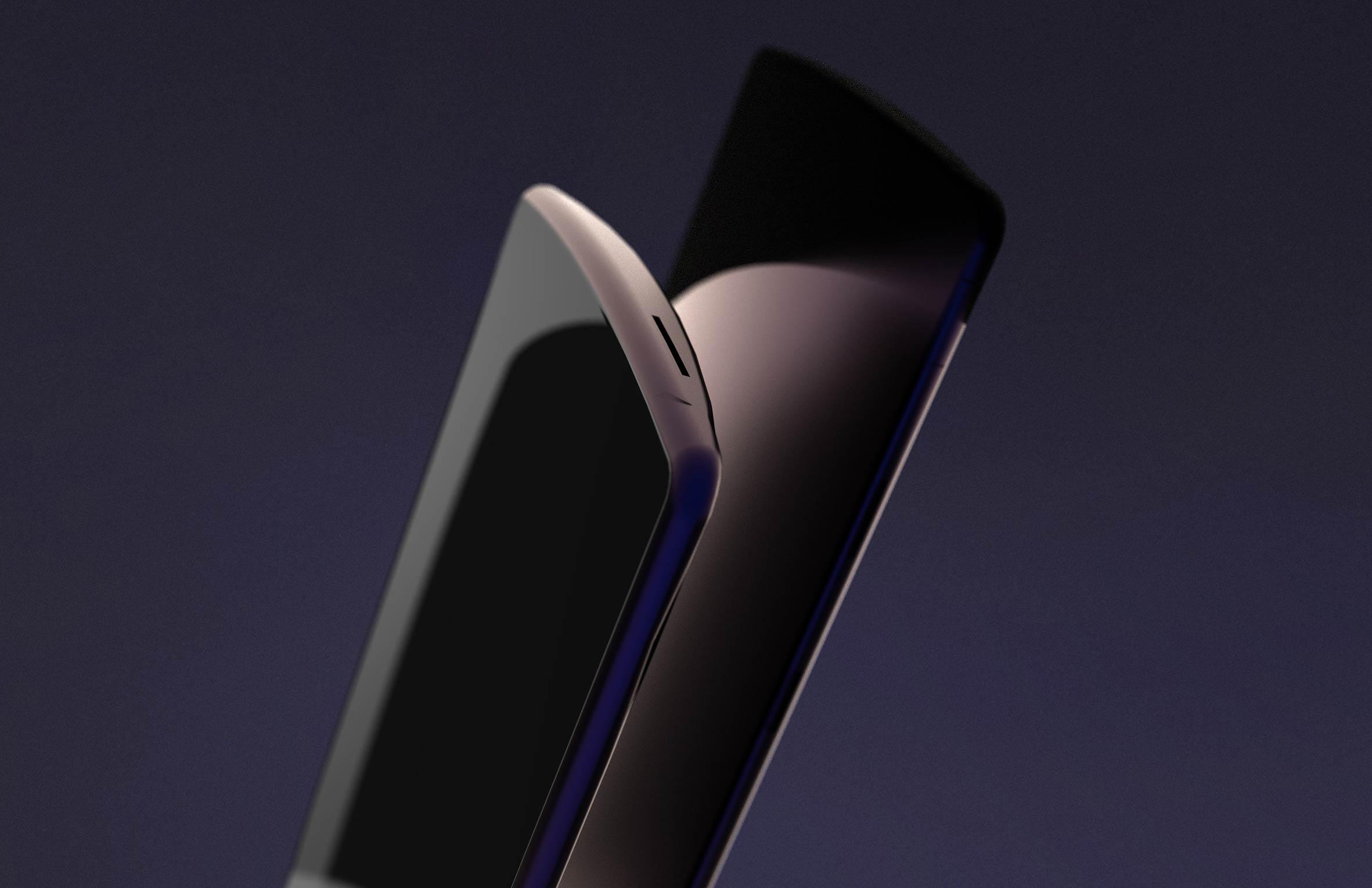 phone industrial design