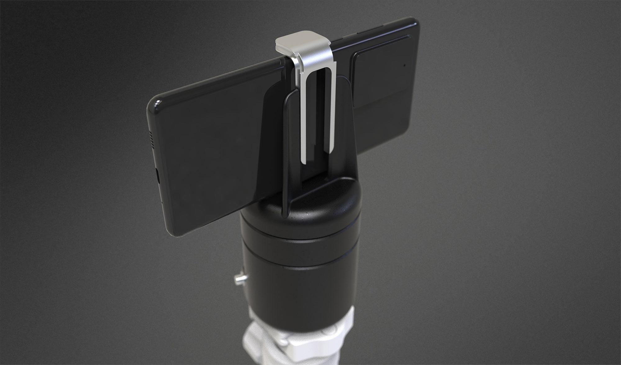 product design for camera equipment