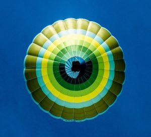 Hot air Ballon Fiesta sml