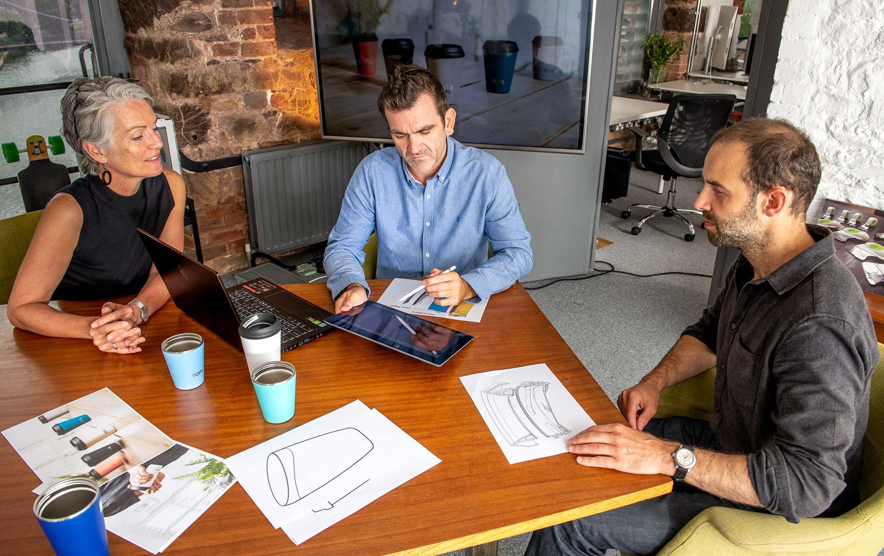 Desing Thinking Flynn Product Design