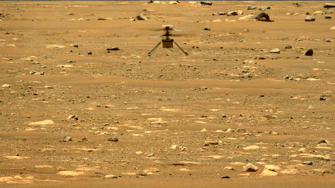 Mars Perseverance ZL ECV NZCAM J