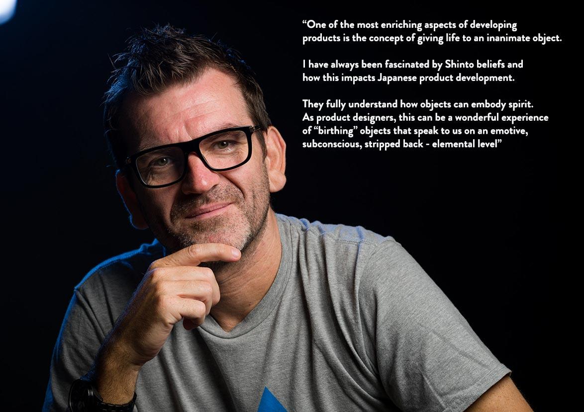 Product Designer Chris Flynn